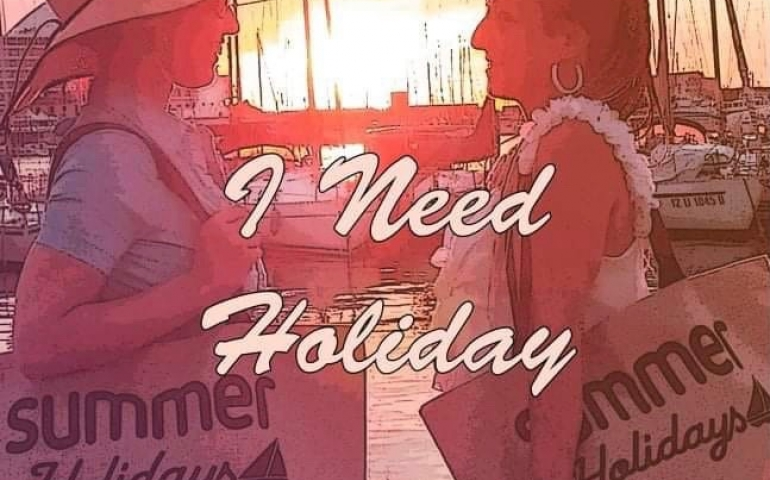 I Need Holiday il nuovo singolo delle A n' D - VIDEO